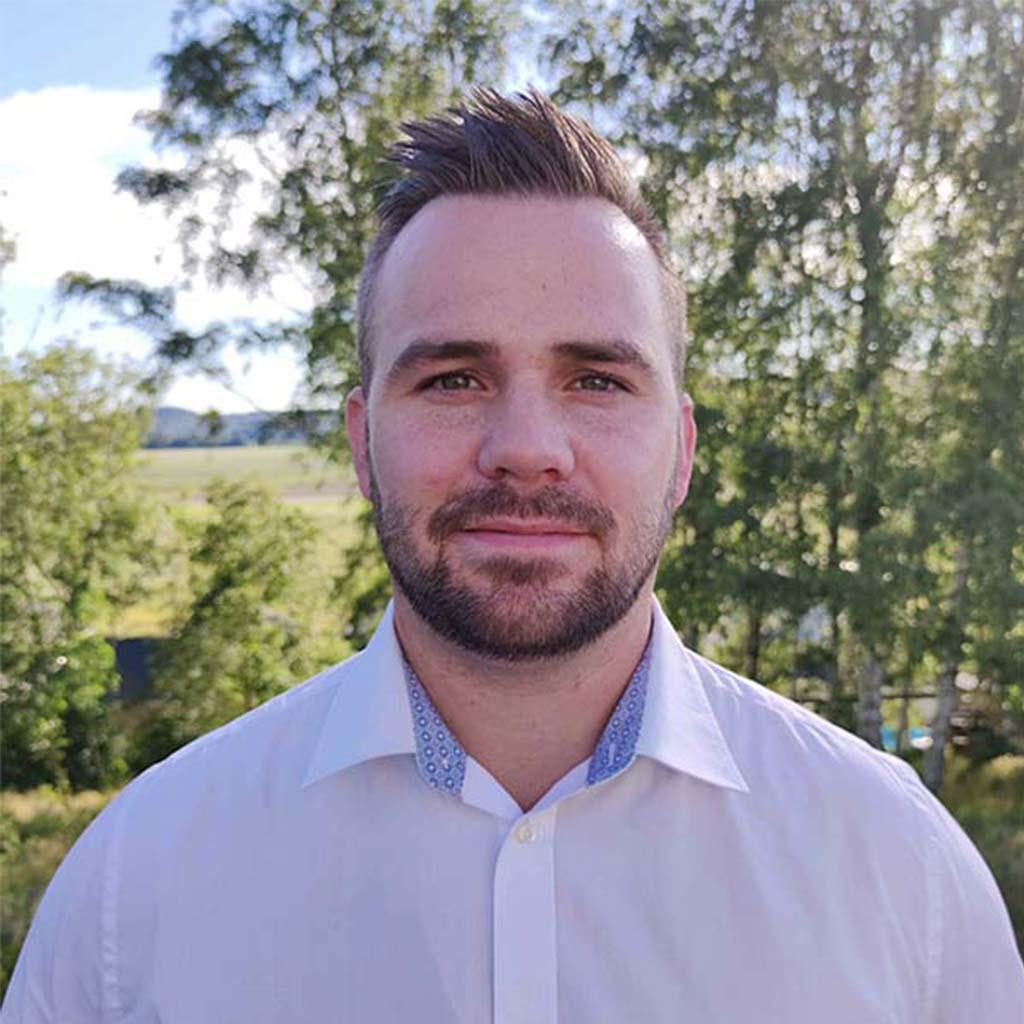 Christoffer Fernström